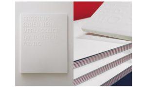 Festschrift Weißbuch – Teilnahme am Fedrigoni Top Award