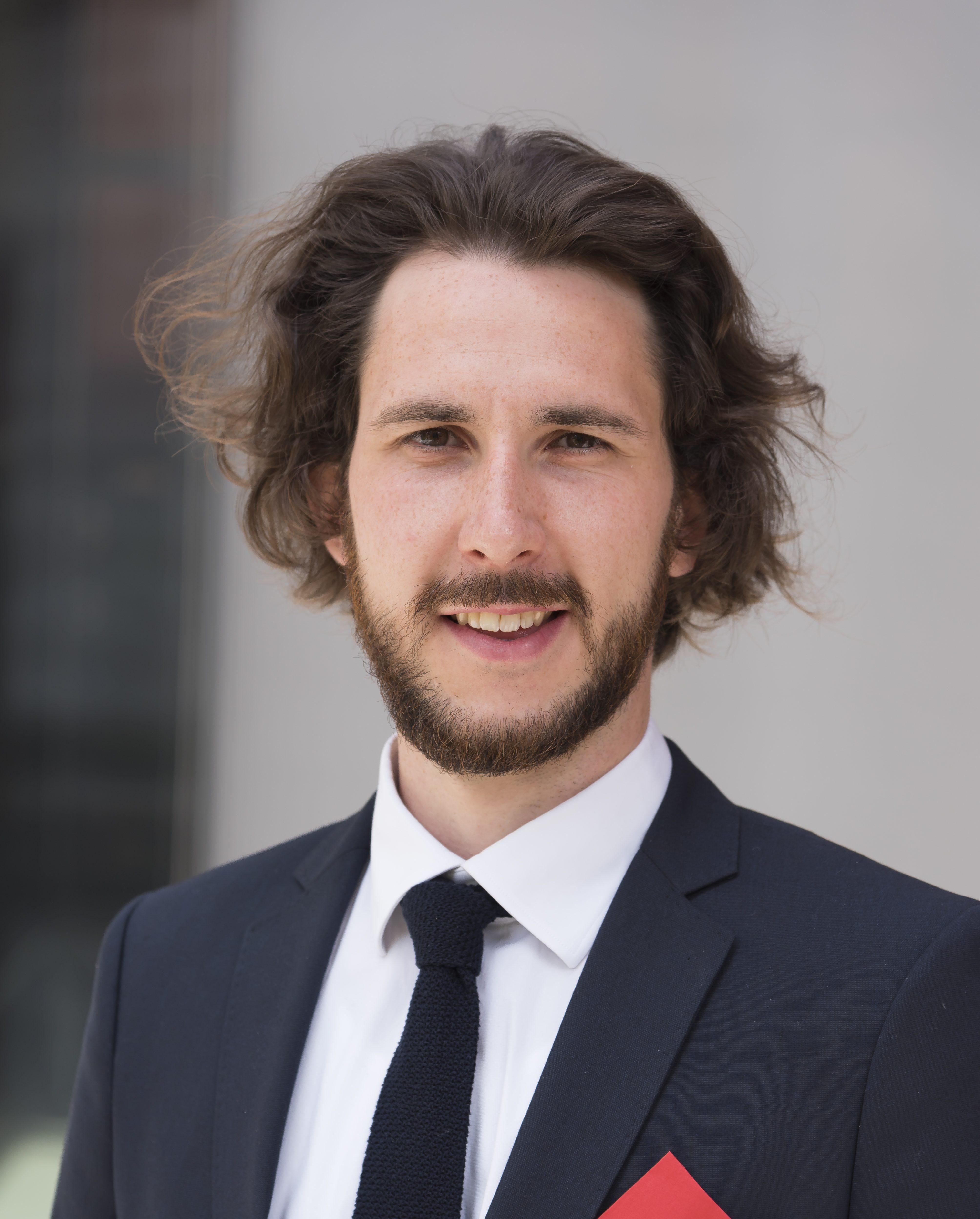 Stefan Huber MSc  | Junior Consultant