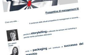 Prospettive di management IX