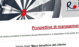 Prospettive di management XI