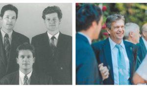 Siamo in lutto per la scomparsa del nostro amico e collega Luis Holzner