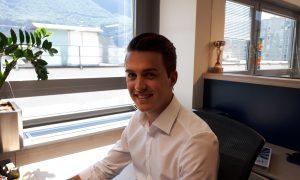 Unser neuer Praktikant Hannes Höller stellt sich vor