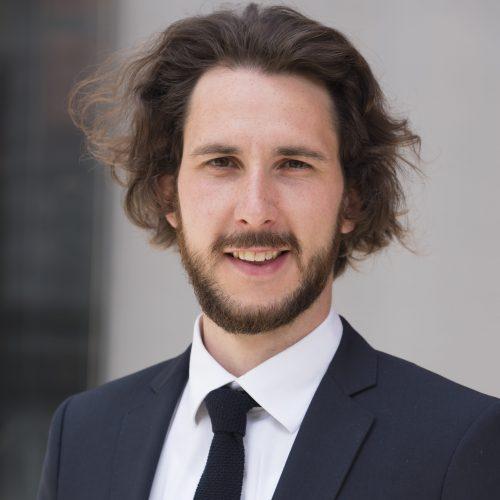 Stefan Huber MScDieser Punkt geht an Sie.  | Junior Consultant – Junior Berater
