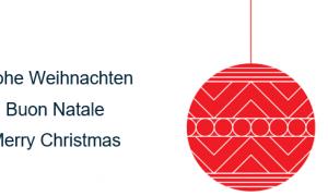 Weihnachtsferien vom 24.12.2020 – 06.01.2021